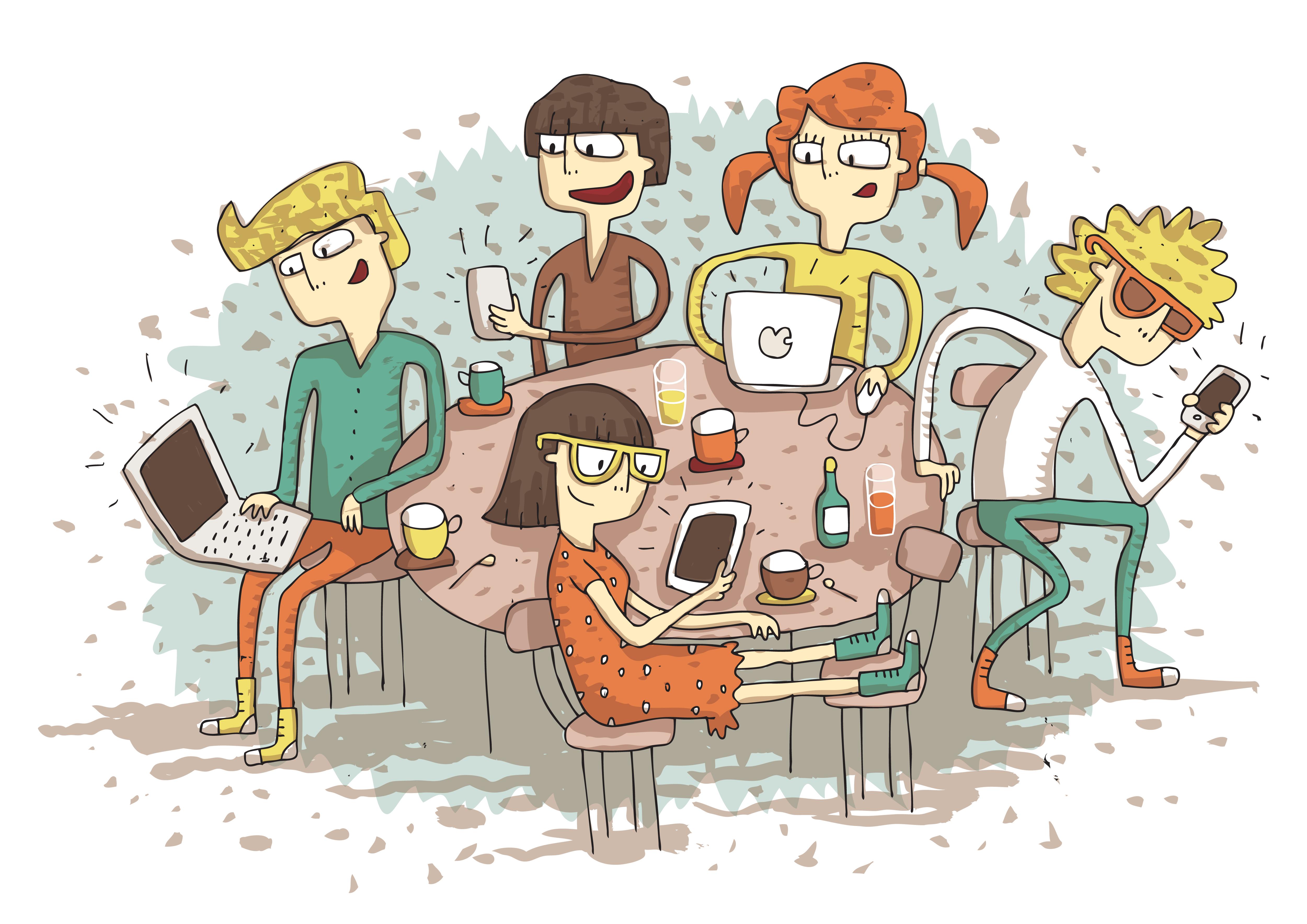 How Tech Addiction is changing Human Behavior