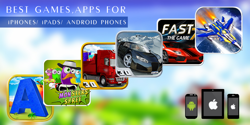 The world of best IOS and Android mobile games