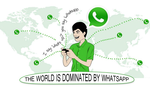 Whatsapp has negative or positive impacts on life