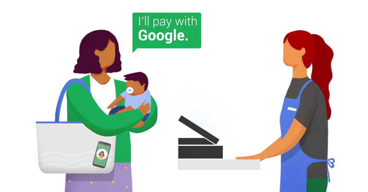 google handsfree payment system