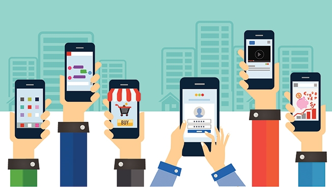 how mobile apps can keep you busy