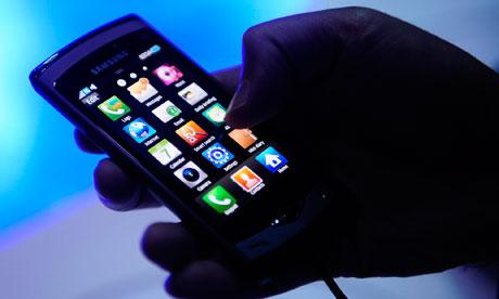 smartphone apps stealing information